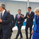 Поканата за НАТО денес ќе му биде врачена на премиерот Заев
