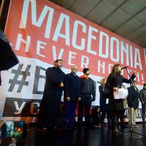 СЕ ПРОТЕСТИРАШЕ ПРОТИВ ПРОМЕНА НА ИМЕТО: Какви пораки испратија незадоволните од договорот со Грција?