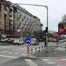 (ФОТО) Крава бегаше по најпрометниот скопски булевар