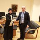 (ФОТО) Директорката за имотно-правни работи го посети Тевдовски