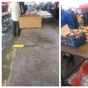 И делчевските тезги полупразни: Пазарџиите не знаат како ќе преживеат ако не се повлече законот