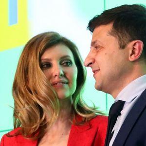 Која е новата прва дама на Украина?