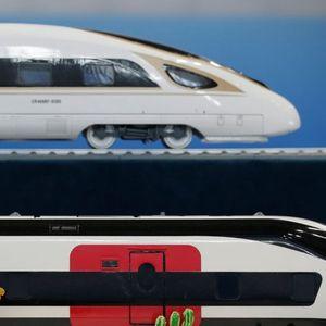 Kина има воз кој се движи со 800 км на час