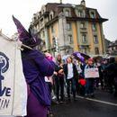 Протести во Швајцарија против половата нееднаквост на работните места