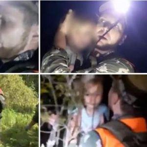 Девојче кое има само 5 години преживеа неколку дена во шума