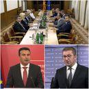 ФОКУС НА ДЕНОТ: Пропадна лидерската, договор нема, Заев и Мицкоски си разменија остри зборови