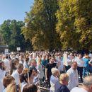 Министерот Филипче насмеан на протестот на здравствените работници