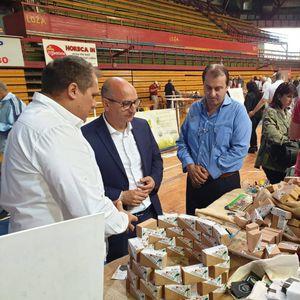 Димковски: Со конкретни мерки, промоција и поддршка на извозот го развиваме органското производство