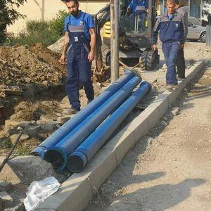 Се врши реконструкција на улична мрежа во Гази Баба