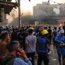НАСИЛНИ ПРОТЕСТИ: Нови жртви во Багдад