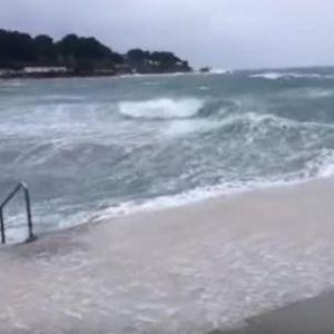 За едно деноноќие во Хрватска наврнаа 222 литри дожд на метар квадратен