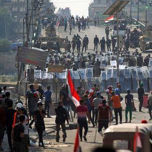 КРВАВ ДЕН ВО ИРАК: На насилните демонстрации има жртви