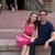 Претседателот Пендаровски и сопругата ја украсија новогодишната елка во супер друштво
