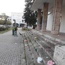 (ФОТО) ГРДА СЛИКА ВО ОХРИД: Домашните туристи оставија смет зад себе