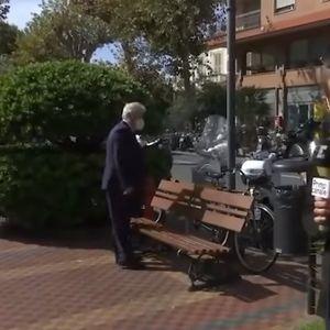 Крадец ограби градоначалник додека даваше изјава