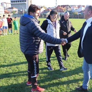 Димитриевски: Градскиот стадион ќе добие целосно нов лик, со реконструкција во неколку фази