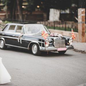 Кул невеста во авангардна венчаница – дизајн на Елена Лука