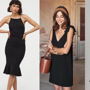 Викенд во мал црн фустан