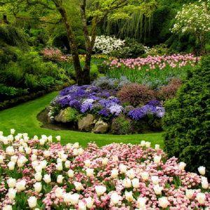 Кога пролетта ќе расцути во најволшебните градини низ светот...