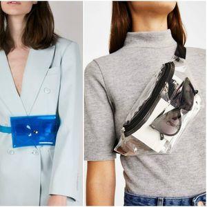Транспарентни модни додатоци меѓу тенденциите оваа сезона