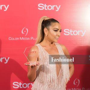 """Стилските девојки на Елена Лука го освоија црвениот килим на """"Story"""" наградите"""