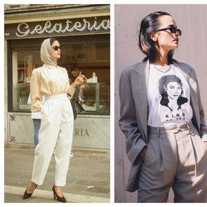 Новинарката и стилистка која умешно ја спојува елеганцијата со уличниот стил