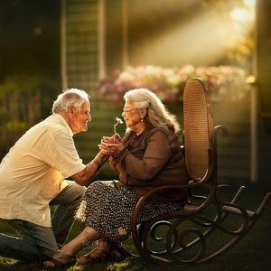 Како изгледа чиста љубов во третото доба од животот...