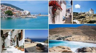 Три грчки острови што вреди да ги посетите, а не се Миконос, Крф и Санторини