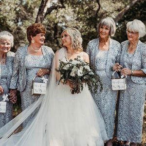 Невеста ги покани четирите баби да ѝ бидат деверици