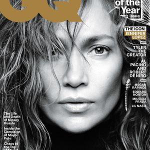 Икона на годината: Џеј Ло се најде на насловна на изданието GQ Magazine - Man Of The Year