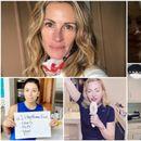 Лица без шминка: Изолацијата овозможи да видиме како навистина изгледаат познатите