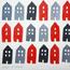 """""""Градот во карантин"""" со компир техника – Ване Костуранов инспириран од актуелната ситуација"""