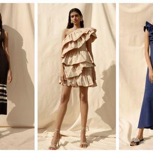 9 романтични фустани од летната одржлива колекција на H&M