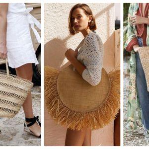 Ги одбравме најубавите плетени торби идеални и за плажа