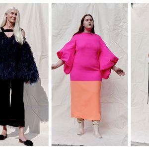 Покрупни, пониски, повозрасни – Роксанда Илинчиќ дизајнираше колекција што може да ја носат сите