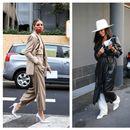 Најдобрите моменти од уличната мода во Милано – оделата водечки тренд