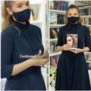 """Ксенија Николова прекрасна во женствена и елегантна креација на Елена Лука на промоцијата на новата книга """"Незадоволна"""""""