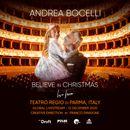 """Андреа Бочели ќе одржи онлајн божиќен концерт од празната сала на """"Teatro Regio di Parma"""""""