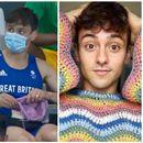Олимпиецот што плете стана вистински интеренет хит и е неверојатно умешен