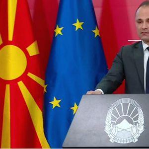 ЖИВО: Прес конференција на министерот Филипче (15 часот)