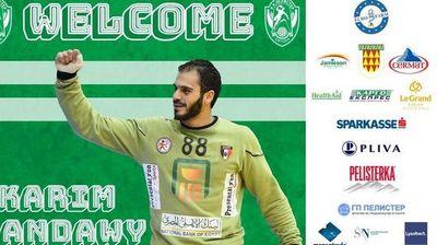 Еурофарм Пелистер потпиша со најдобриот египетски голман  Карим Хандави