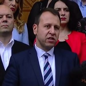 Јанушев најави зголемување на овластувањата на антикорупционерите