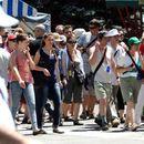 Бројот на туристи во јуни намален за над 95 отсто во однос на минатата година