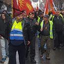 """""""Македонија-Блокира"""" утре ќе го блокира патниот правец Кичево – Охрид"""