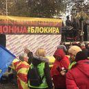 """""""Македонија-блокира"""": Спасовски дали знаеш дека полицајци-Албанци синоќа брутална го тепаа народот и бараа да се носат ќечиња"""