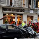 Голема експлозија во центарот на Париз, има и повредени