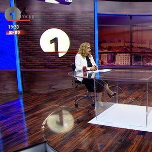 Стеријовска во Студио 1: Има подобрување во споредба со режимот, но стремежот на Шарената револуција не е достигнат