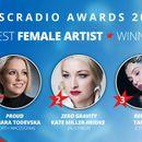 На Тамара ќе и биде врачен трофеј за најдобар женски артист на Евровизија