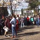 Текстилните работници на протест во Штип: Да нема прекувремена работа, да има годишен одмор!