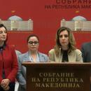 Канчевска Милеска не се согласува со Александрова: Не сум консултирана за ставот со кој се бара оставка од Мицкоски